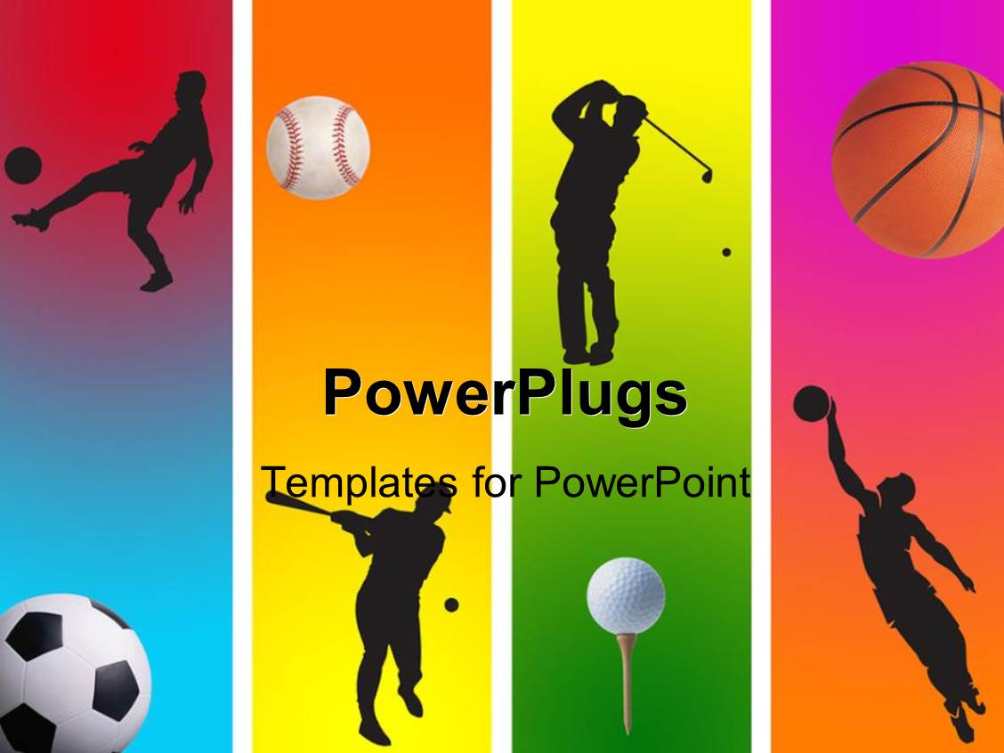 Free Sports PowerPoint Templates - Page 2 of 4
