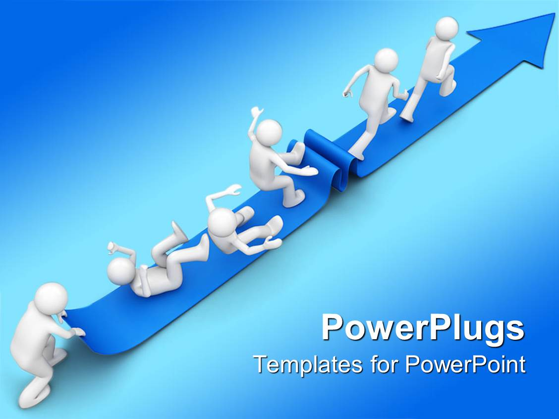 powerpoint template 3d monster - photo #6