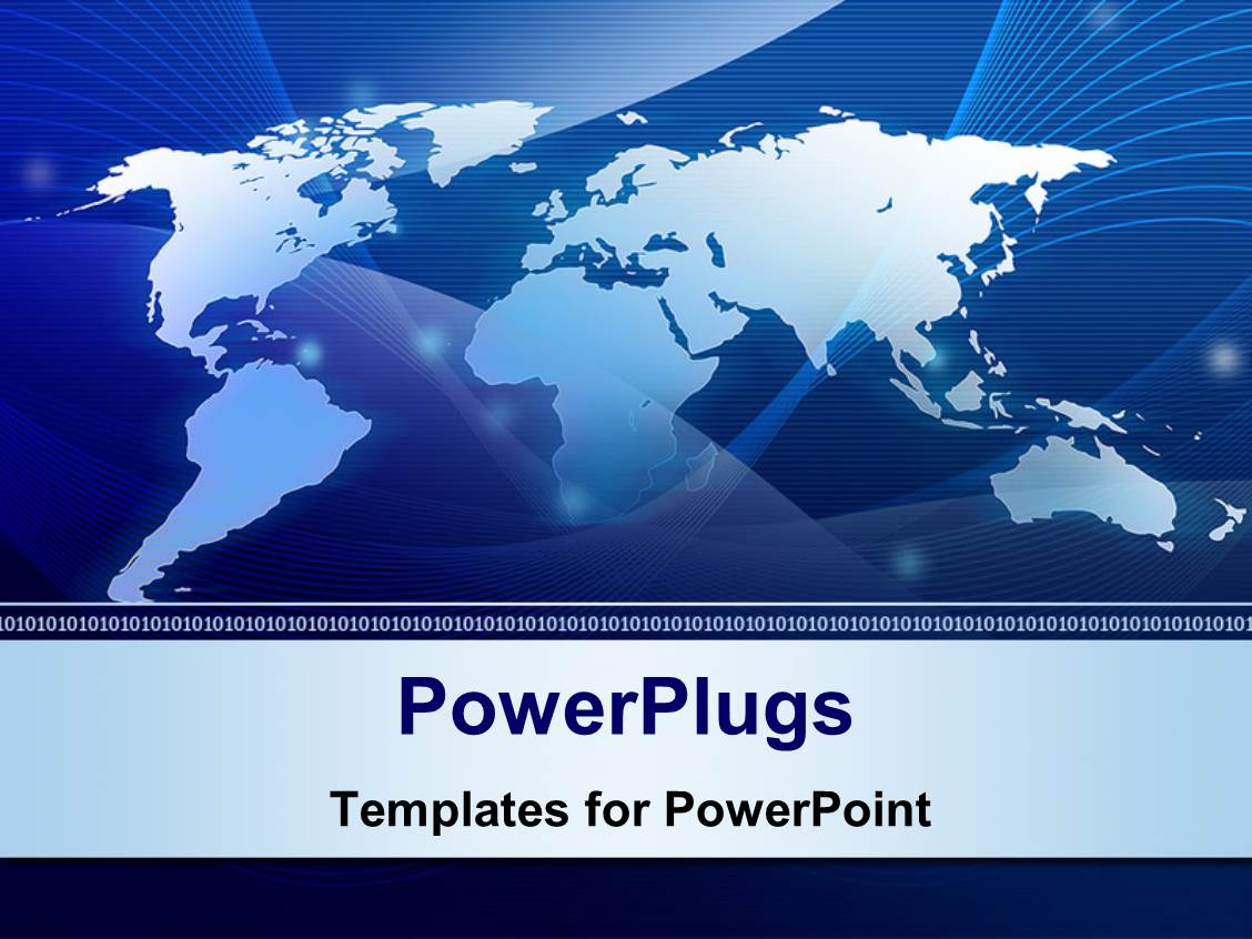 Powerpoint Template World 4474051 Hitori49fo