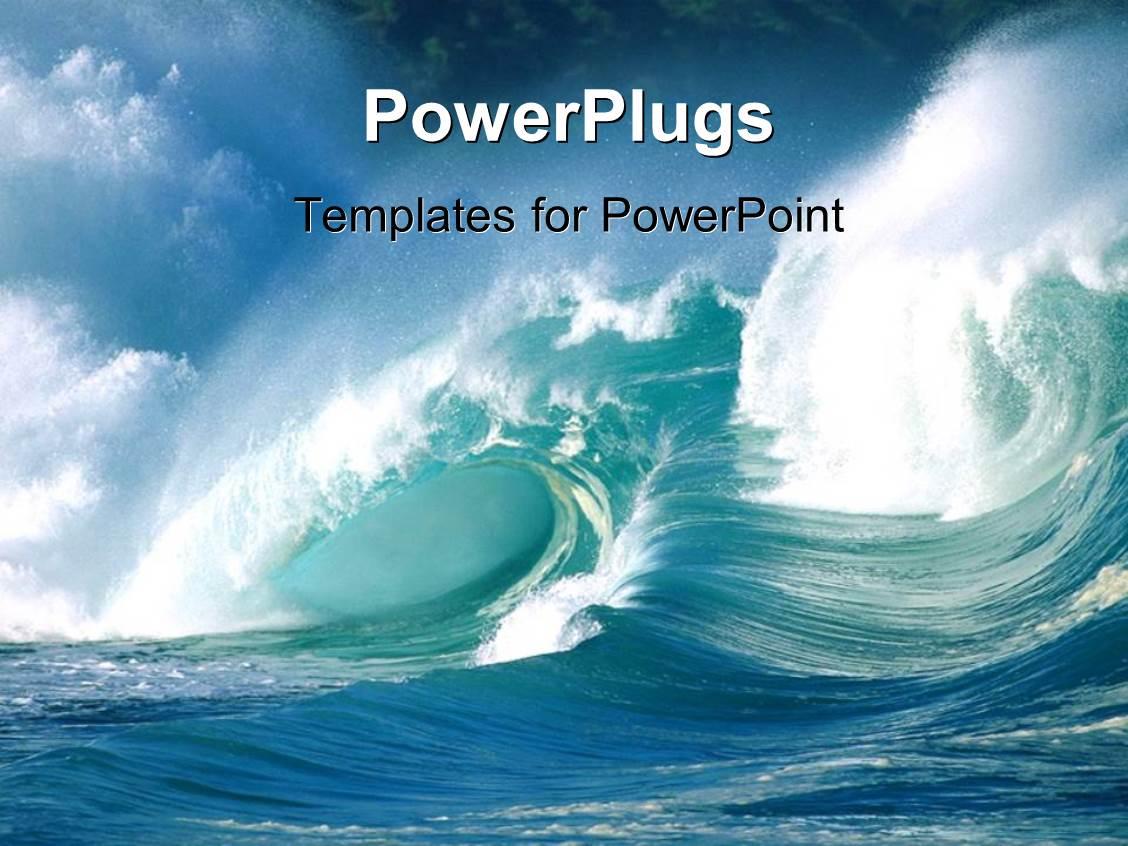 Ocean PowerPoint Templates | CrystalGraphics