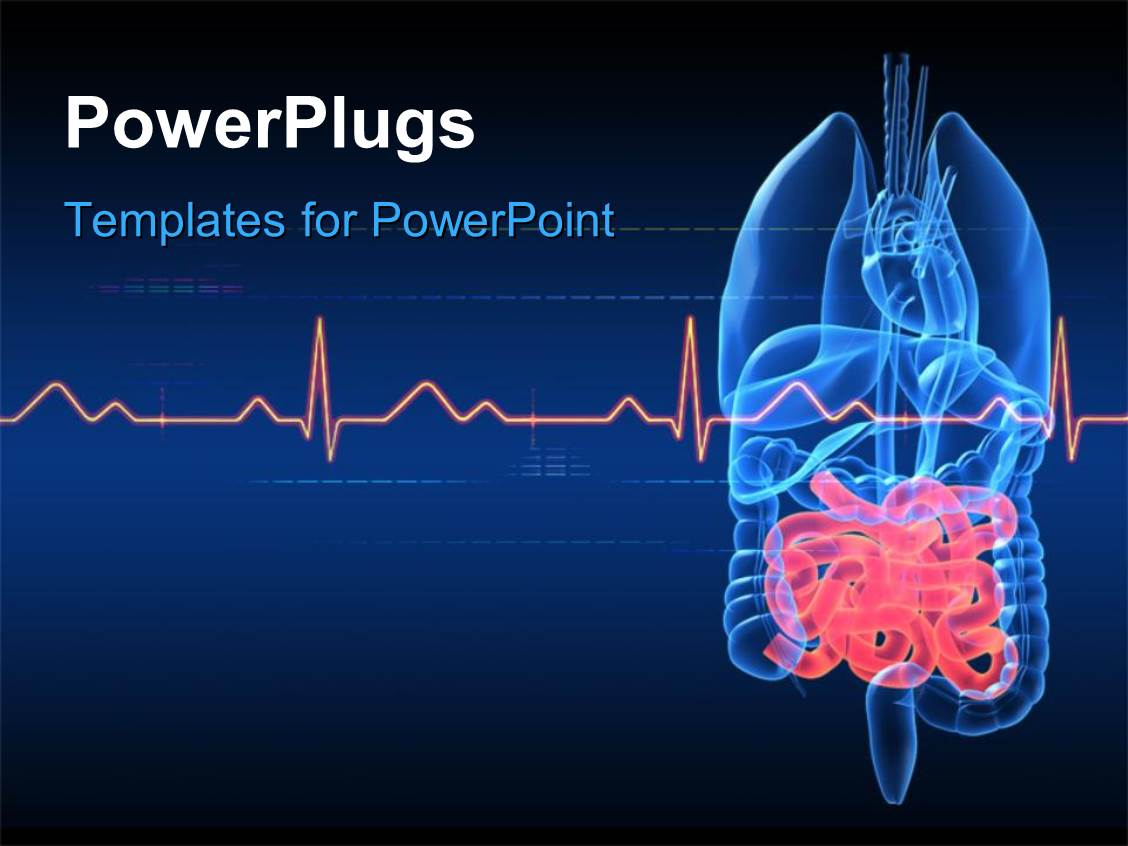 kidney disease powerpoint templates | crystalgraphics, Powerpoint templates