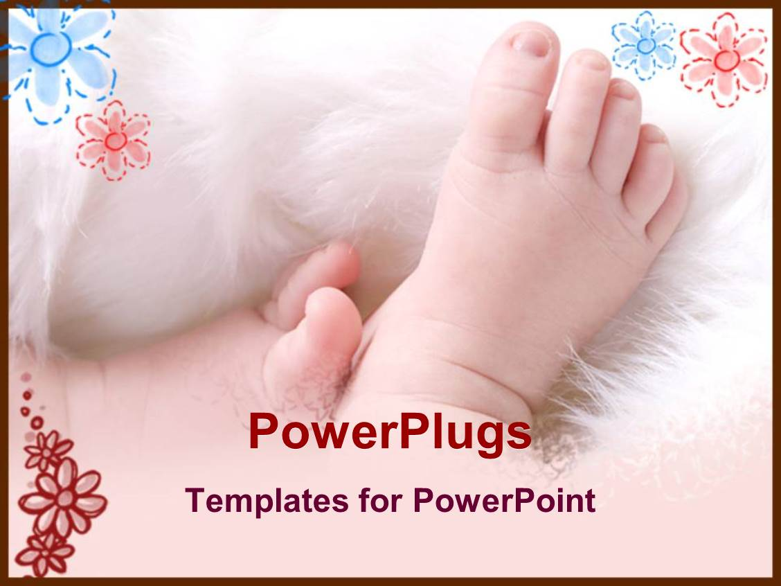 infant powerpoint templates | crystalgraphics, Modern powerpoint