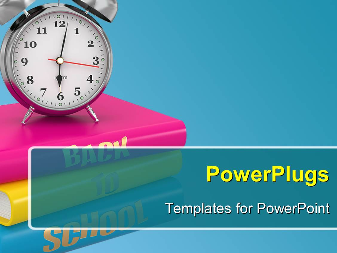 back to school powerpoint template free