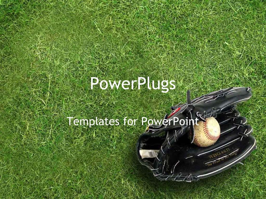 Sports PowerPoint Templates – Baseball Powerpoint Template