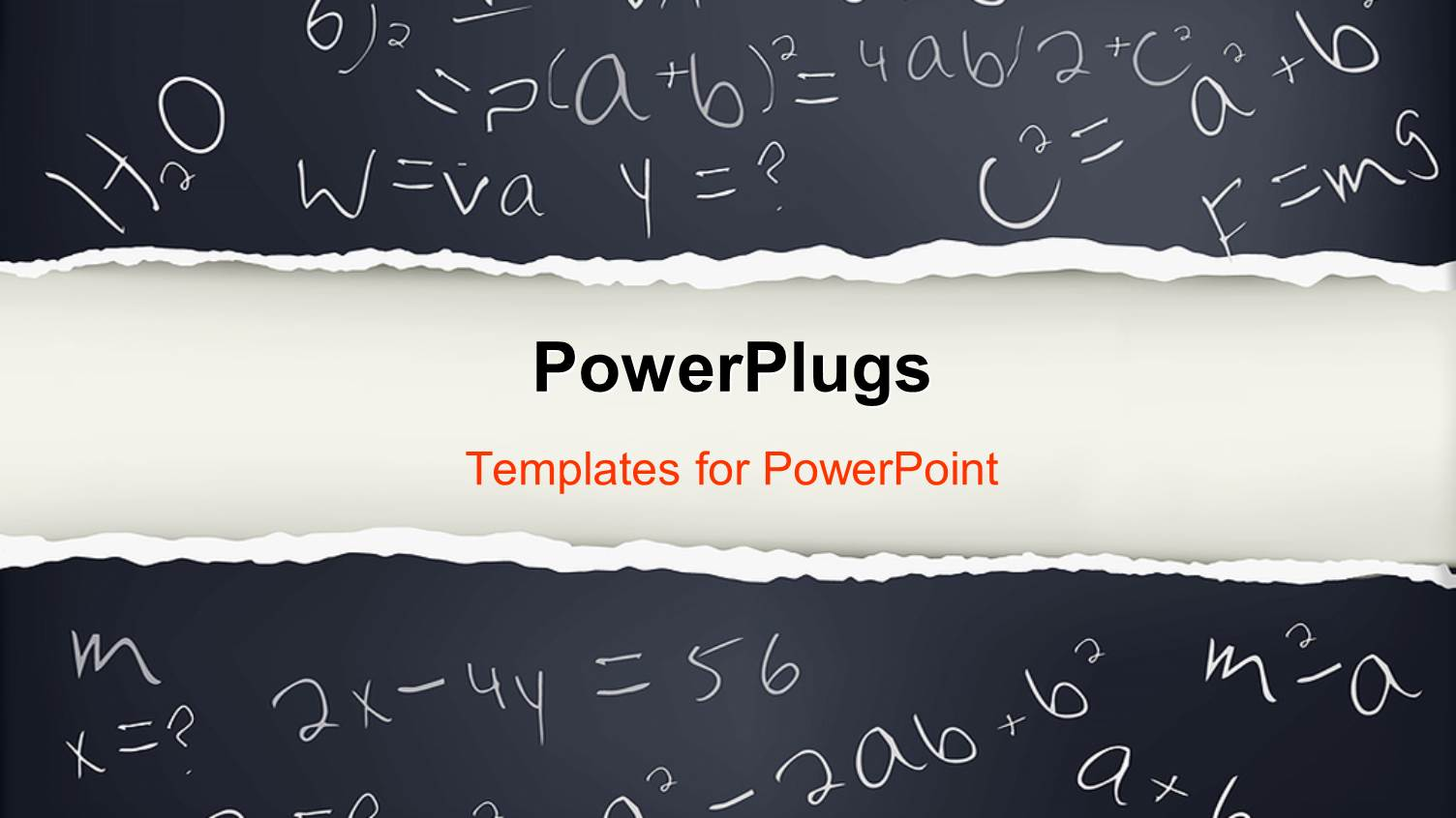 math powerpoint templates | crystalgraphics, Modern powerpoint