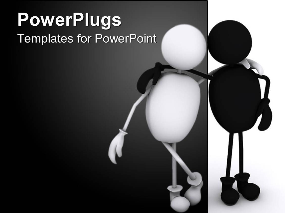 powerpoint backgrounds black and white