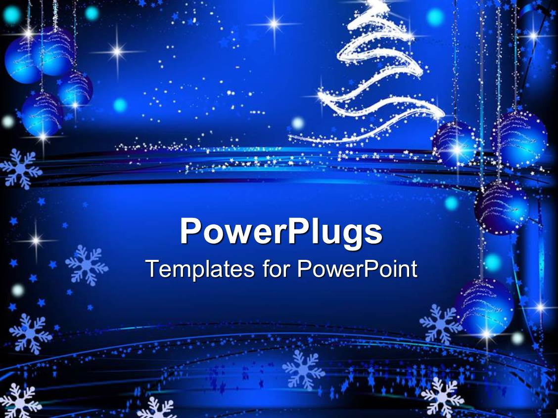 Winter Powerpoint Template