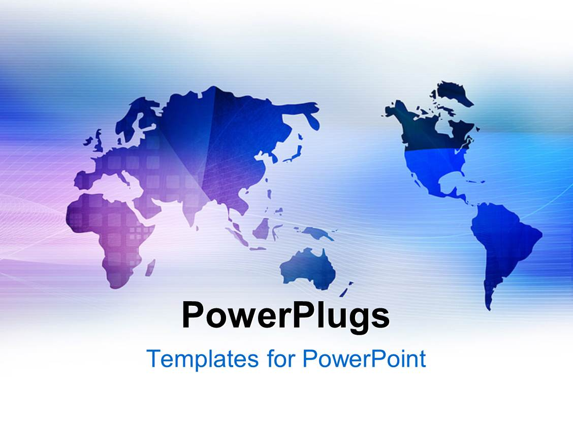 world powerpoint templates | crystalgraphics, Modern powerpoint