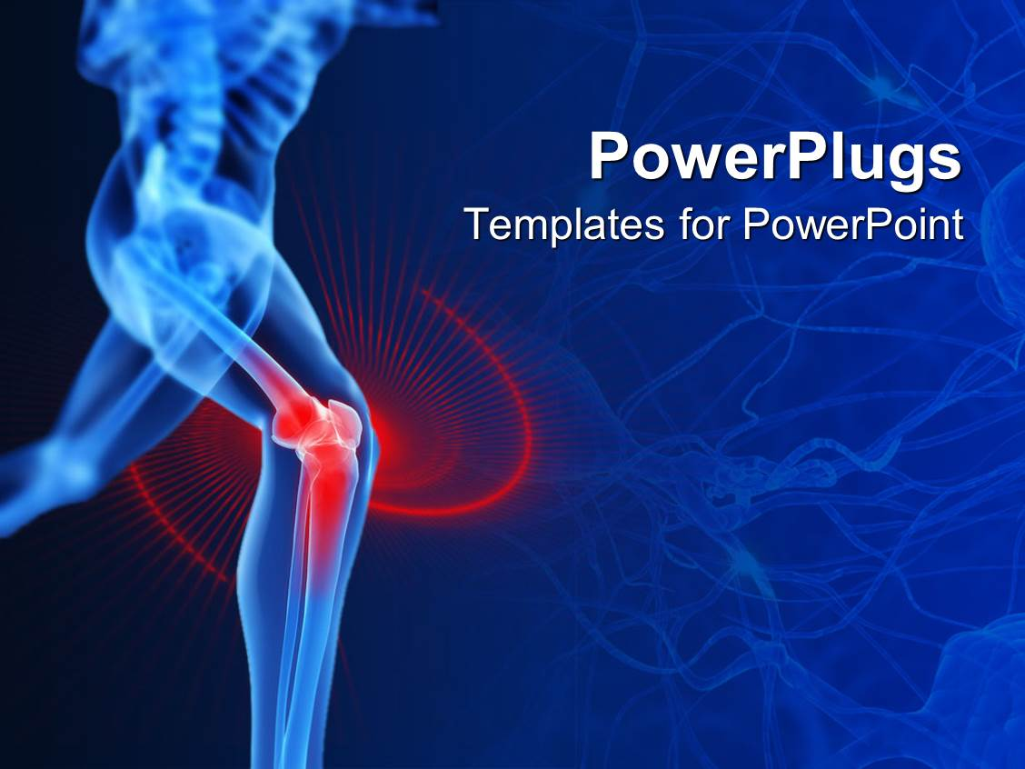 bone powerpoint templates | crystalgraphics, Modern powerpoint