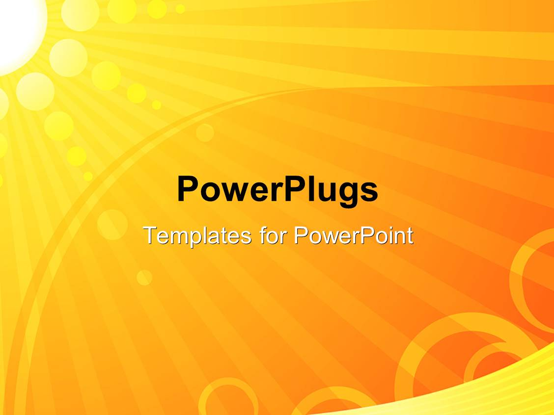 Best Summer PowerPoint Templates – Summer Powerpoint Template