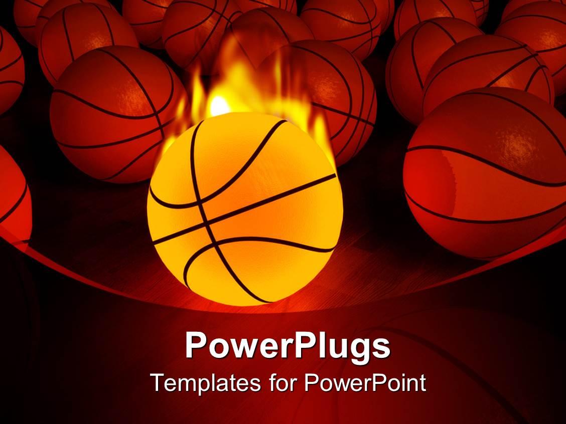 Best Basketball PowerPoint Templates – Basketball Powerpoint Template