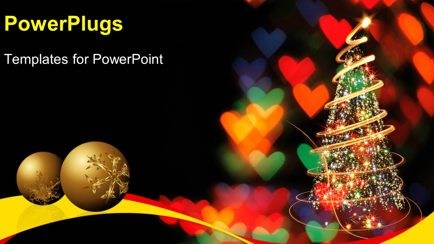 100 Christmas Light Balls For Trees | Abstract Background ...