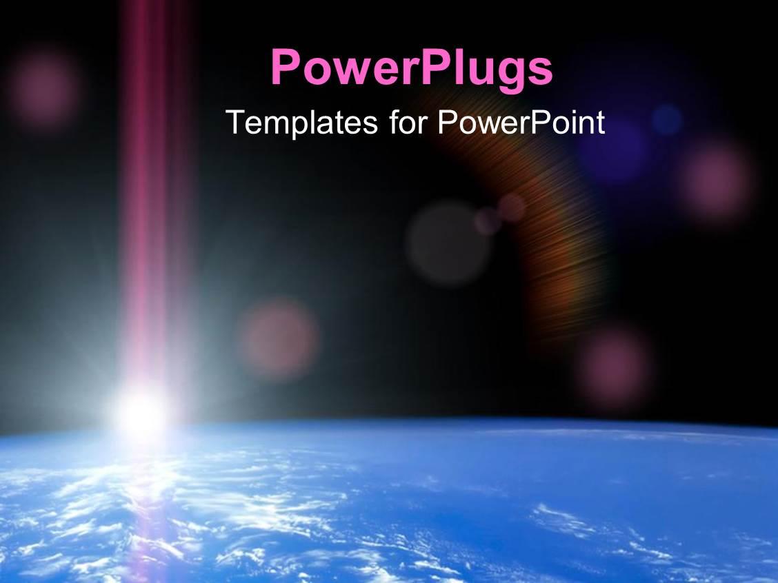 Earth Powerpoint Template Mandegarfo