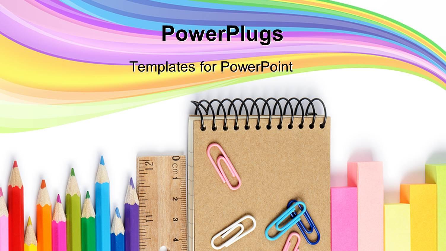 school powerpoint templates | crystalgraphics, Modern powerpoint