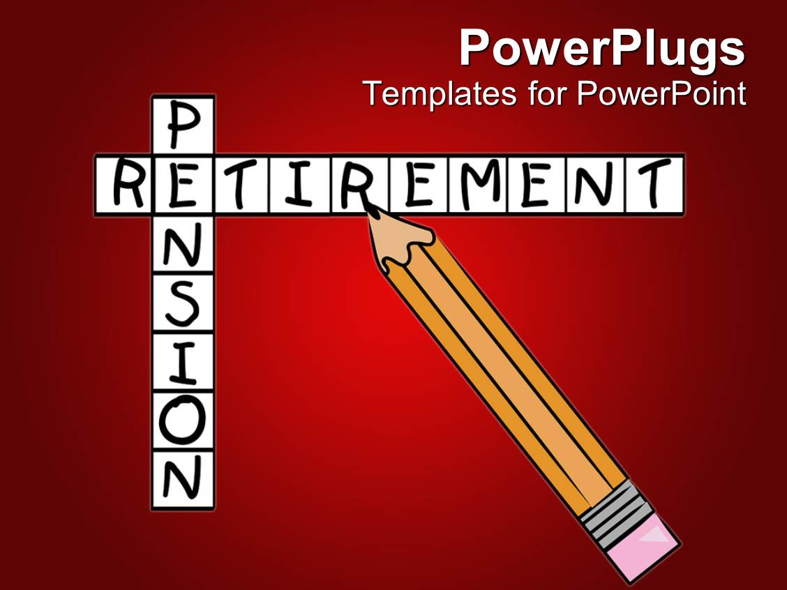 retirement powerpoint templates  crystalgraphics, Powerpoint