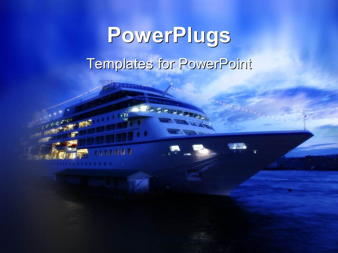 Ship PowerPoint Templates | CrystalGraphics
