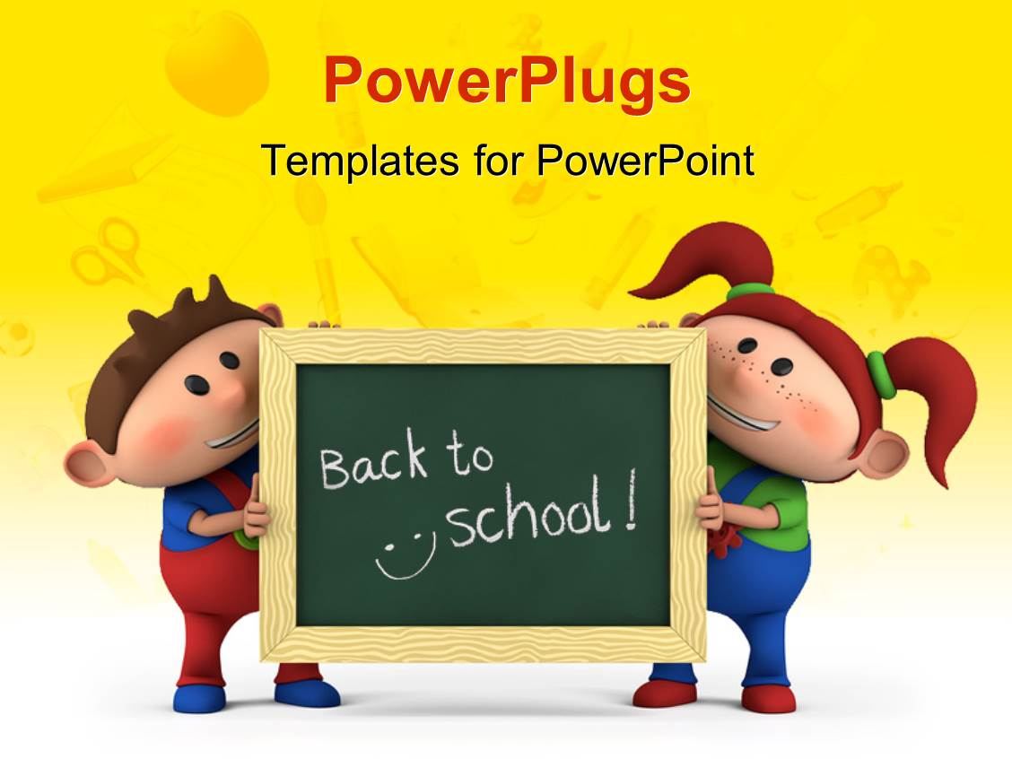 elementary school backgrounds for powerpoint