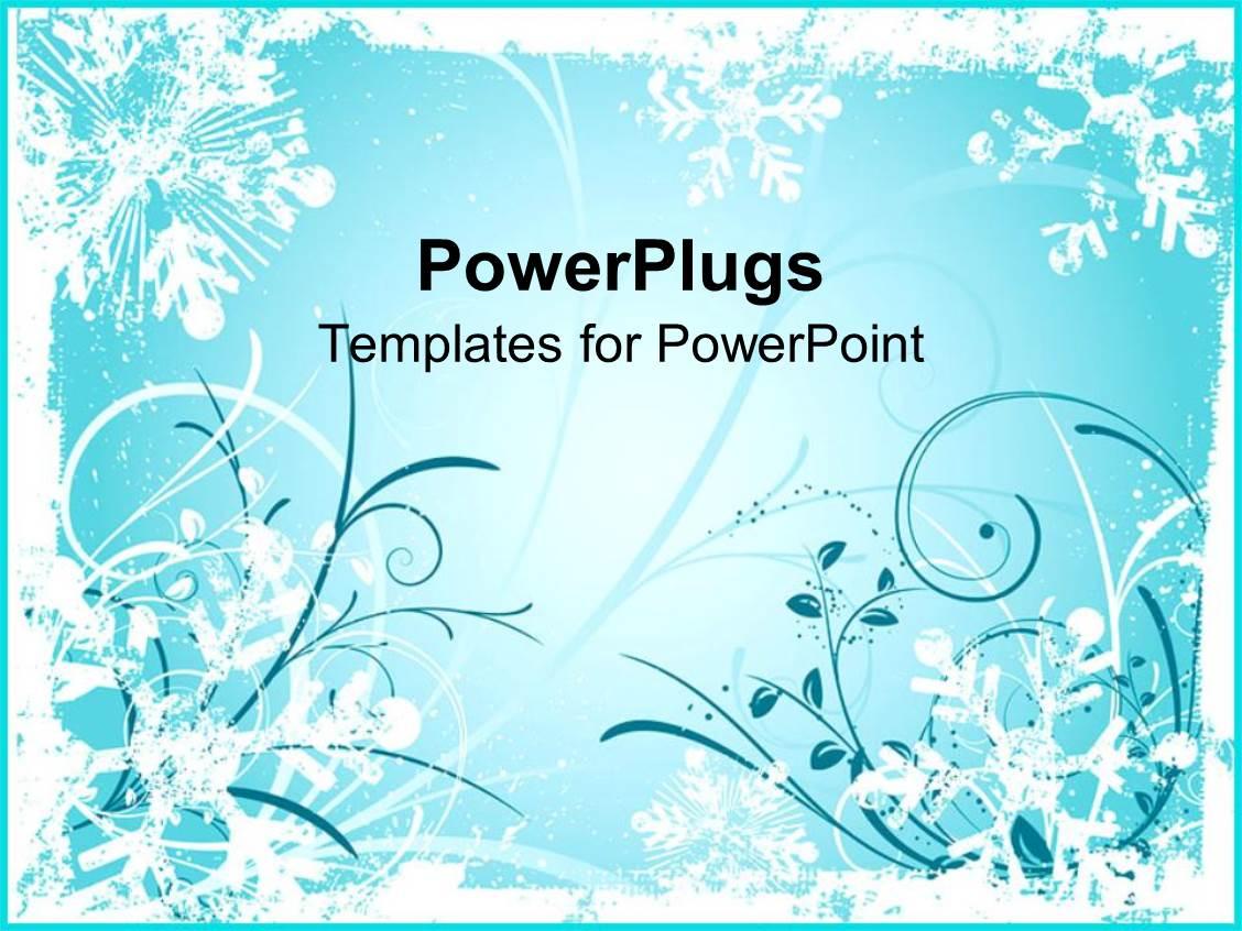 Winter PowerPoint Templates | CrystalGraphics