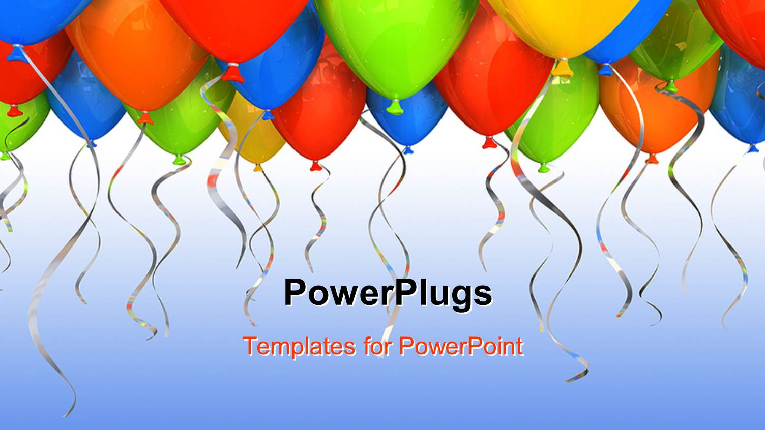 party powerpoint templates | crystalgraphics, Modern powerpoint