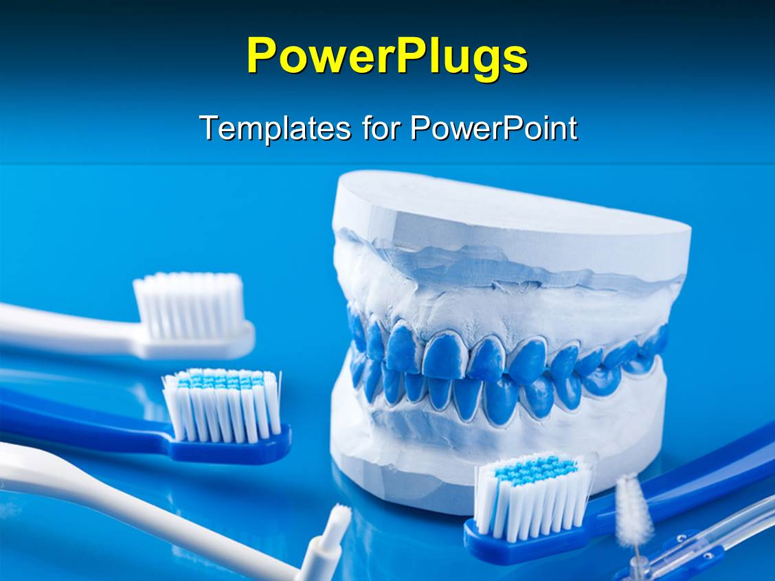 dental powerpoint templates gallery - templates example free download, Modern powerpoint