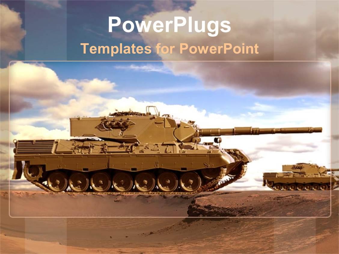 Raf Powerpoint Template