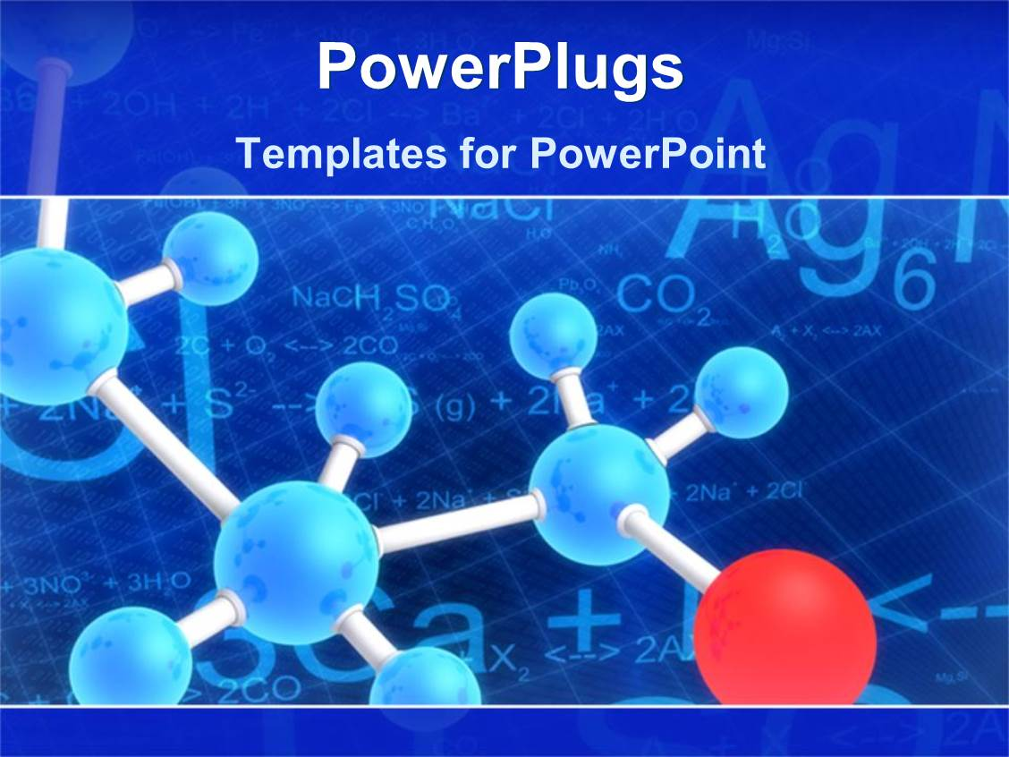 chemistry powerpoint template gallery - templates example free, Modern powerpoint