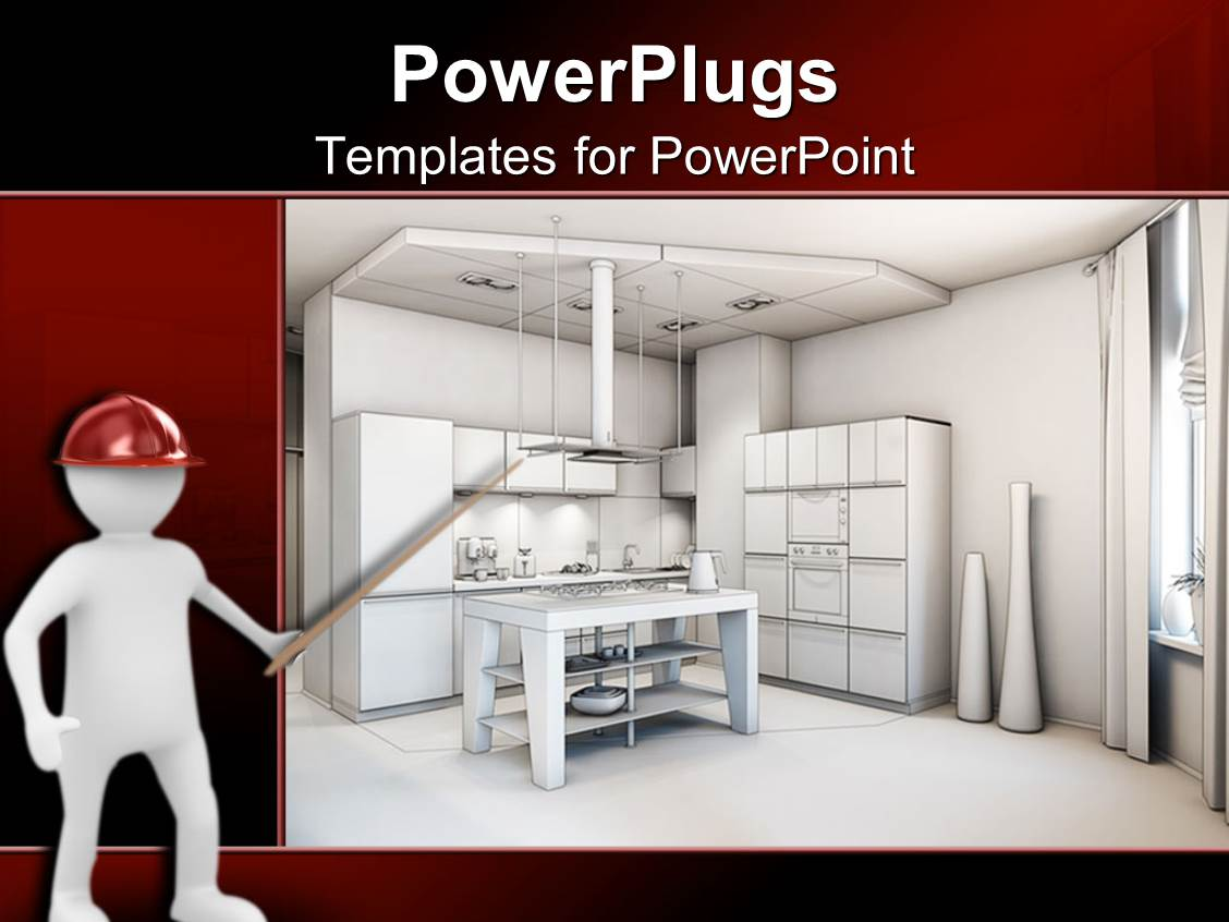 Kitchen Powerpoint Template Choice Image Powerpoint Template And Layout