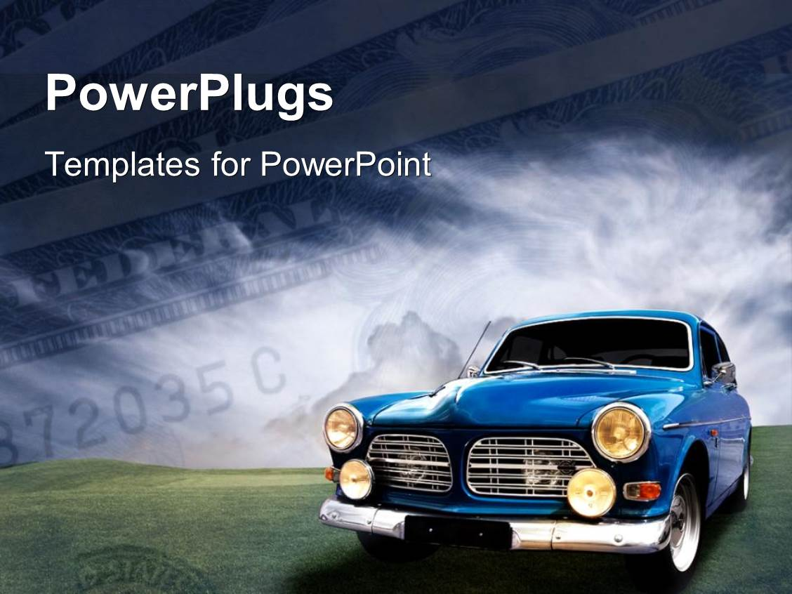 car powerpoint templates  crystalgraphics, Powerpoint