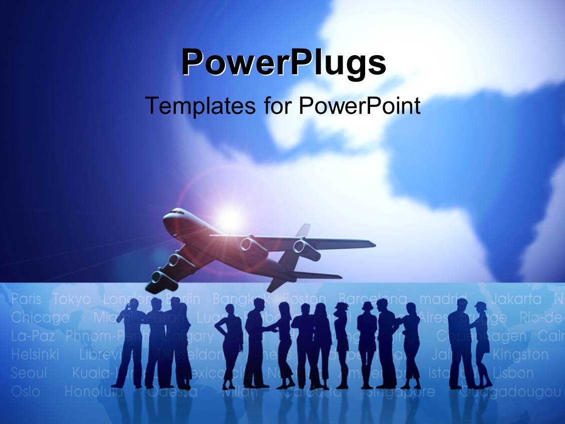 Aviation powerpoint templates gallery templates example free airline powerpoint templates choice image templates example free powerpoint template college metaphor with graduate holding laptop toneelgroepblik Gallery