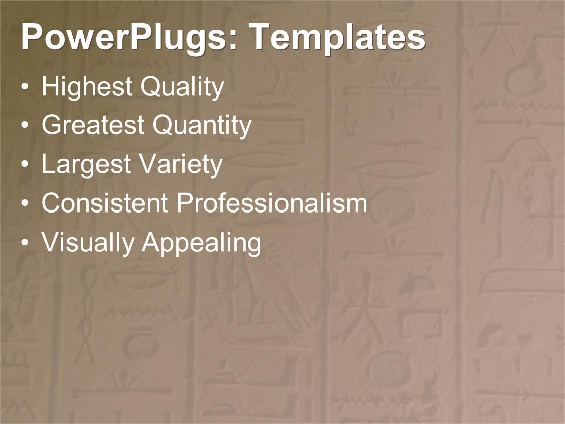 Egyptian Powerpoint Template blueplaidnet – History Powerpoint Template