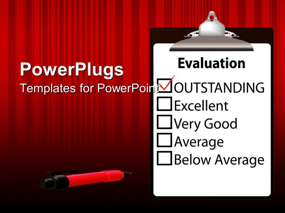 product evaluation essays