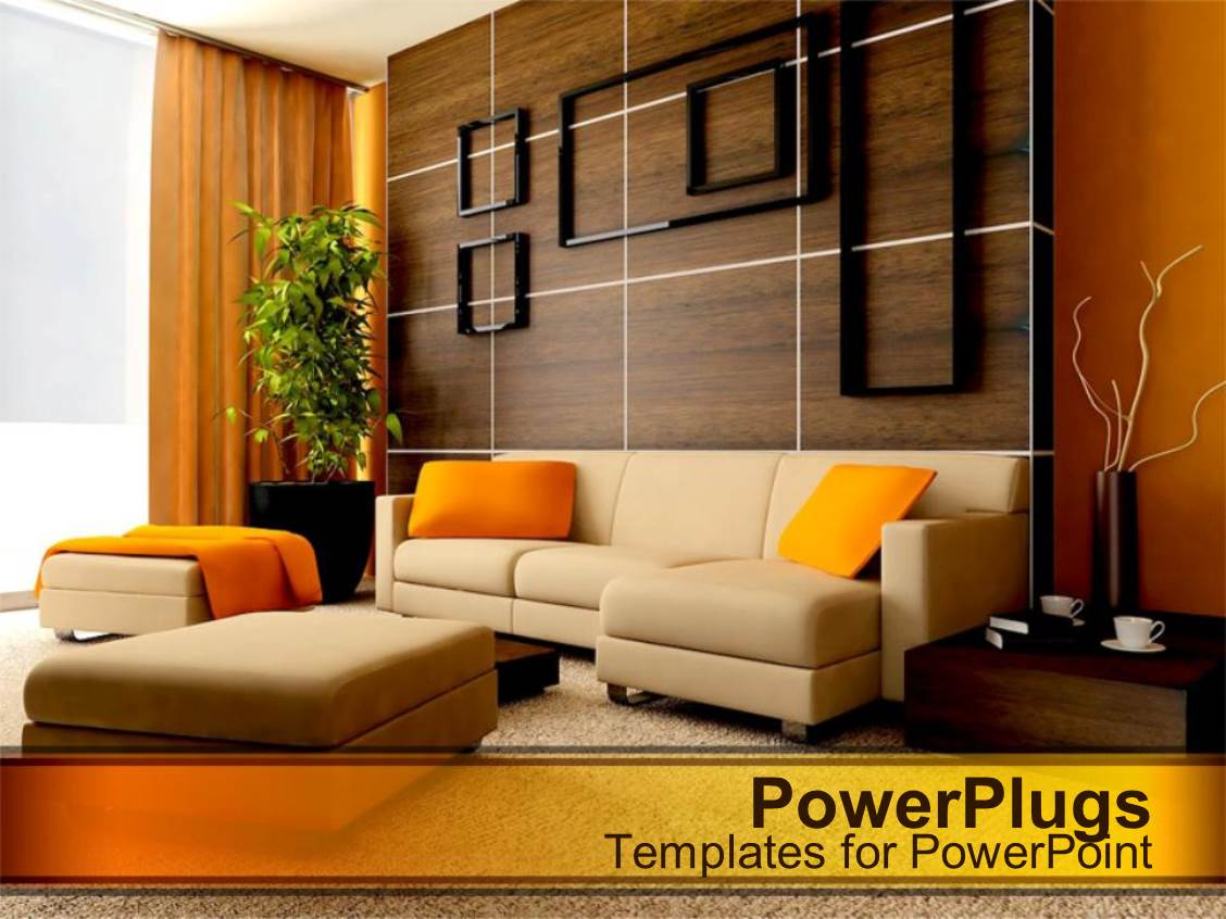 Powerpoint Template Exquisite Contemporary Designed
