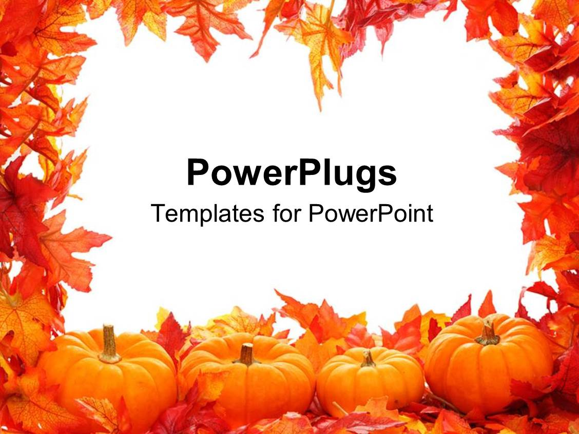 fall powerpoint background