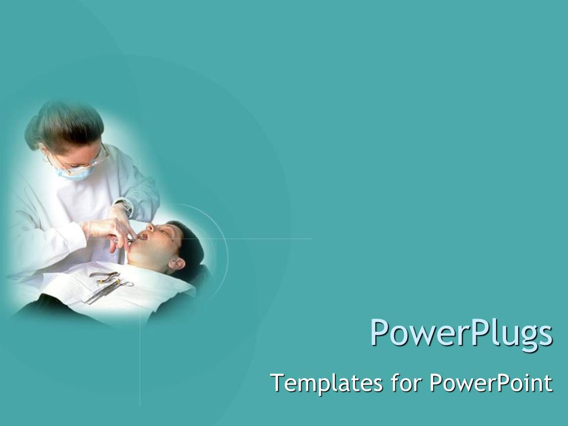 dentist powerpoint templates | crystalgraphics, Modern powerpoint