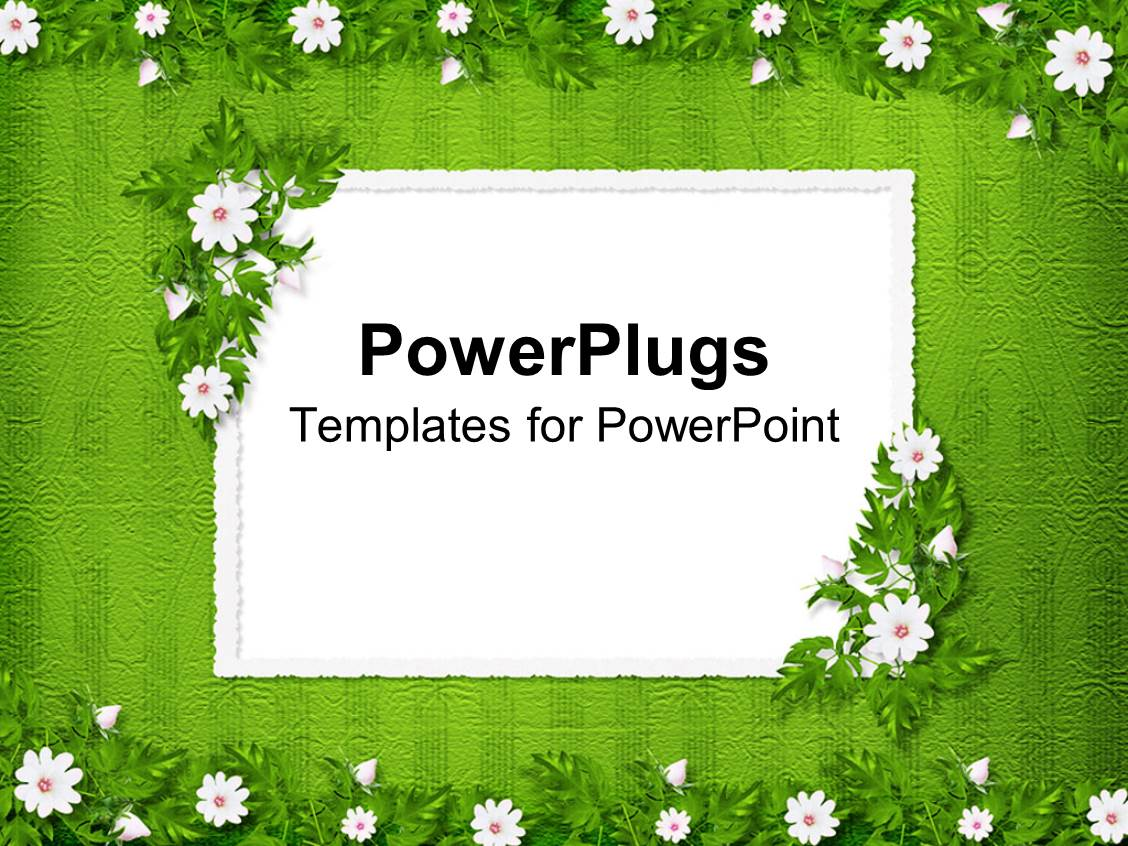 scrapbook powerpoint templates | crystalgraphics, Modern powerpoint