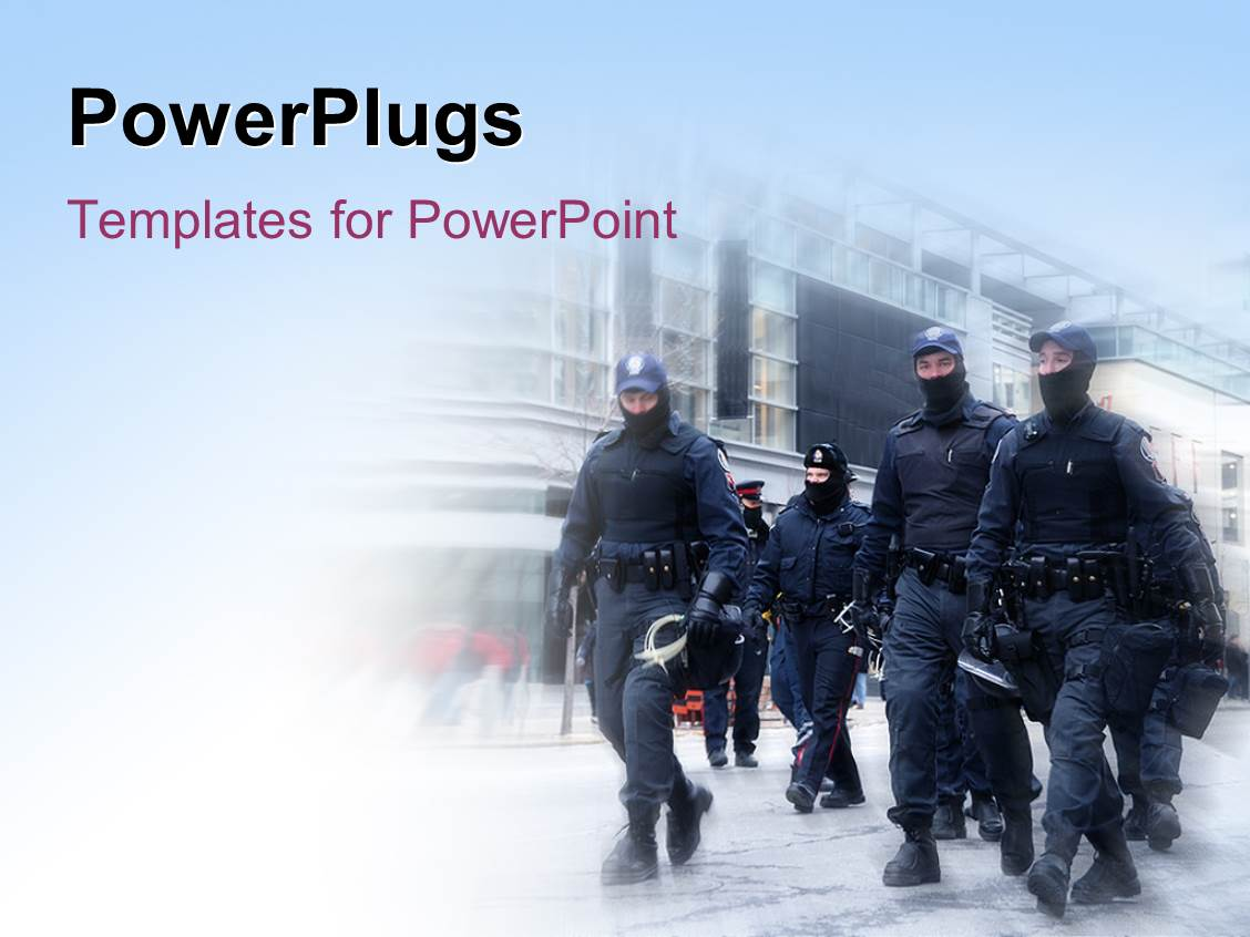 free law enforcement powerpoint templates images gallery pretty