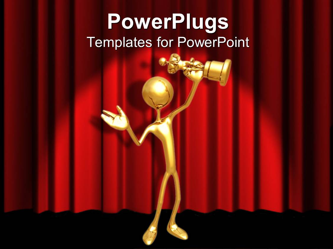 award powerpoint templates | crystalgraphics, Modern powerpoint