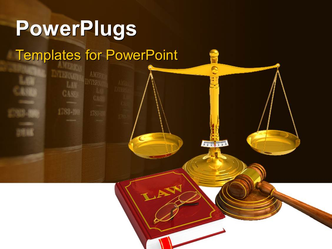 legal powerpoint templates | crystalgraphics, Modern powerpoint
