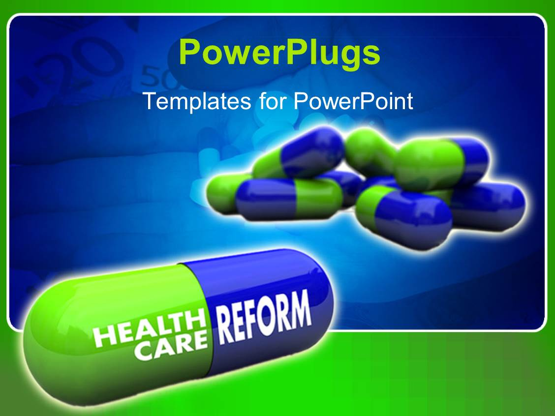 Free Powerpoint Templates Health