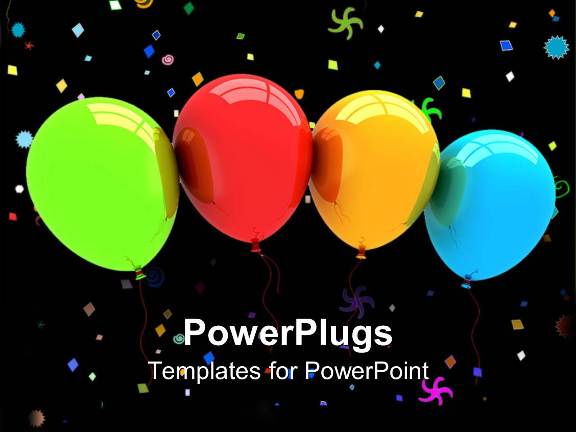 anniversary powerpoint templates | crystalgraphics, Modern powerpoint