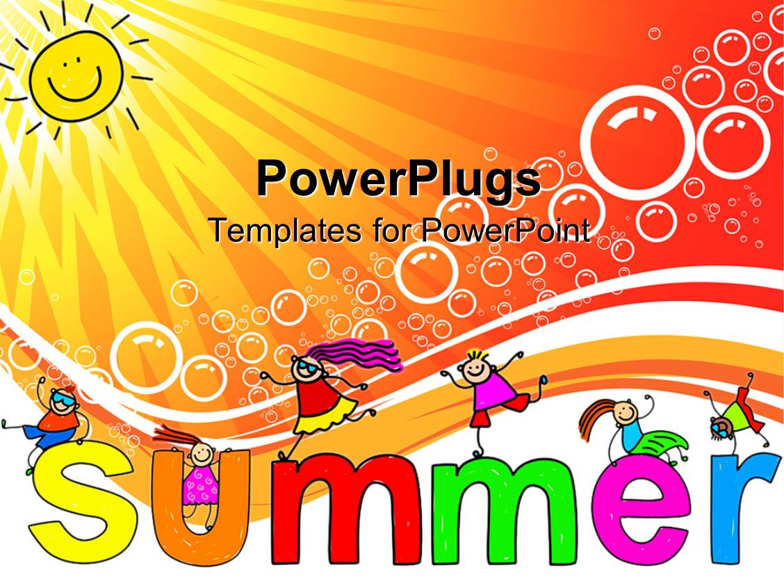 powerpoint templates free summer choice image powerpoint