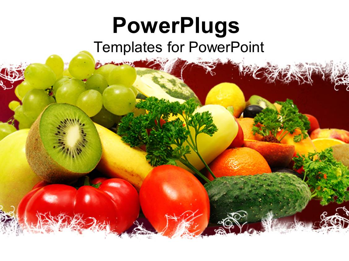 Healthy Eating Powerpoint Templates And Backgrounds For Mandegarfo