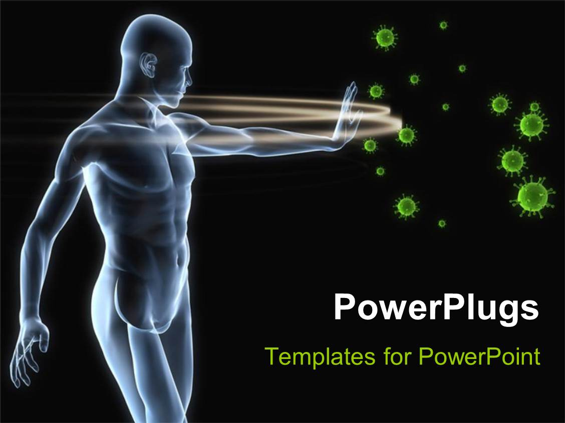 powerpoint templates free download immunology image collections, Modern powerpoint