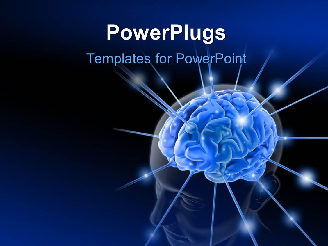 Brain powerpoint template solarfm left brain vs right brain powerpoint template toneelgroepblik Choice Image