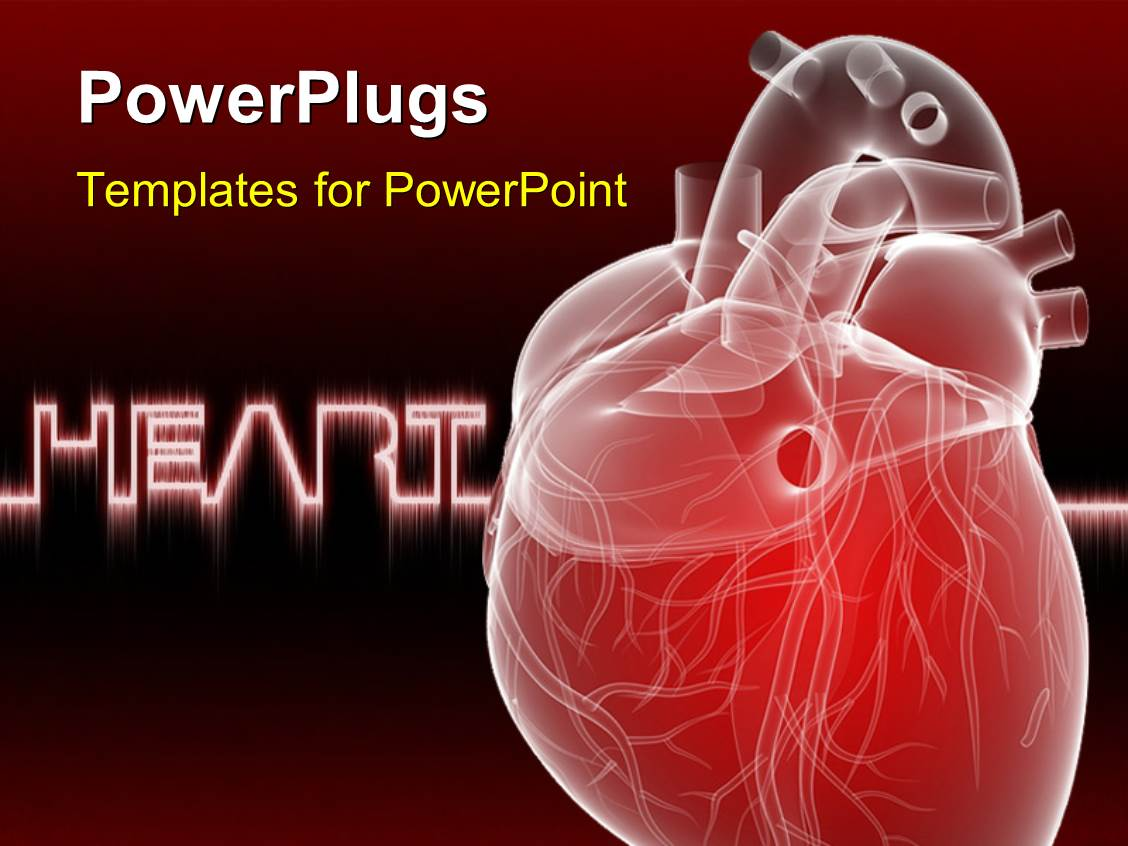 heart powerpoint templates  crystalgraphics, Powerpoint