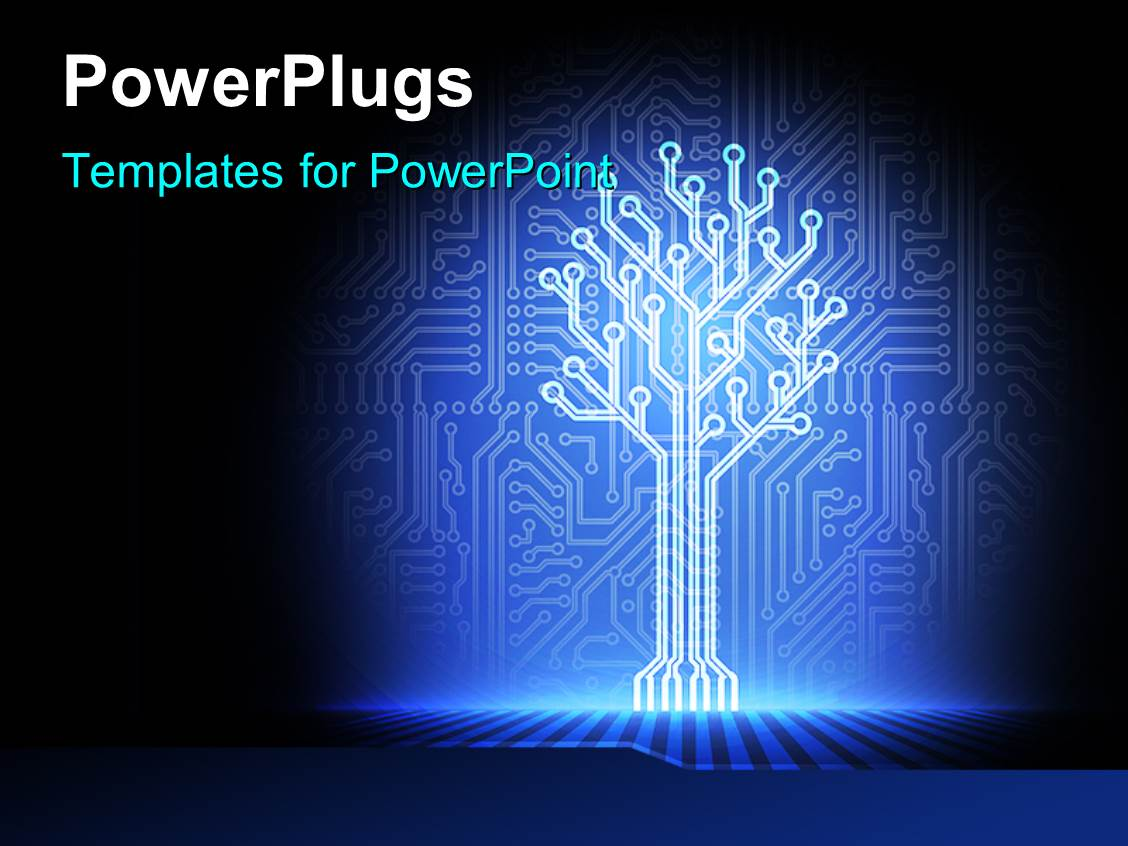 Electronic PowerPoint Templates   CrystalGraphics