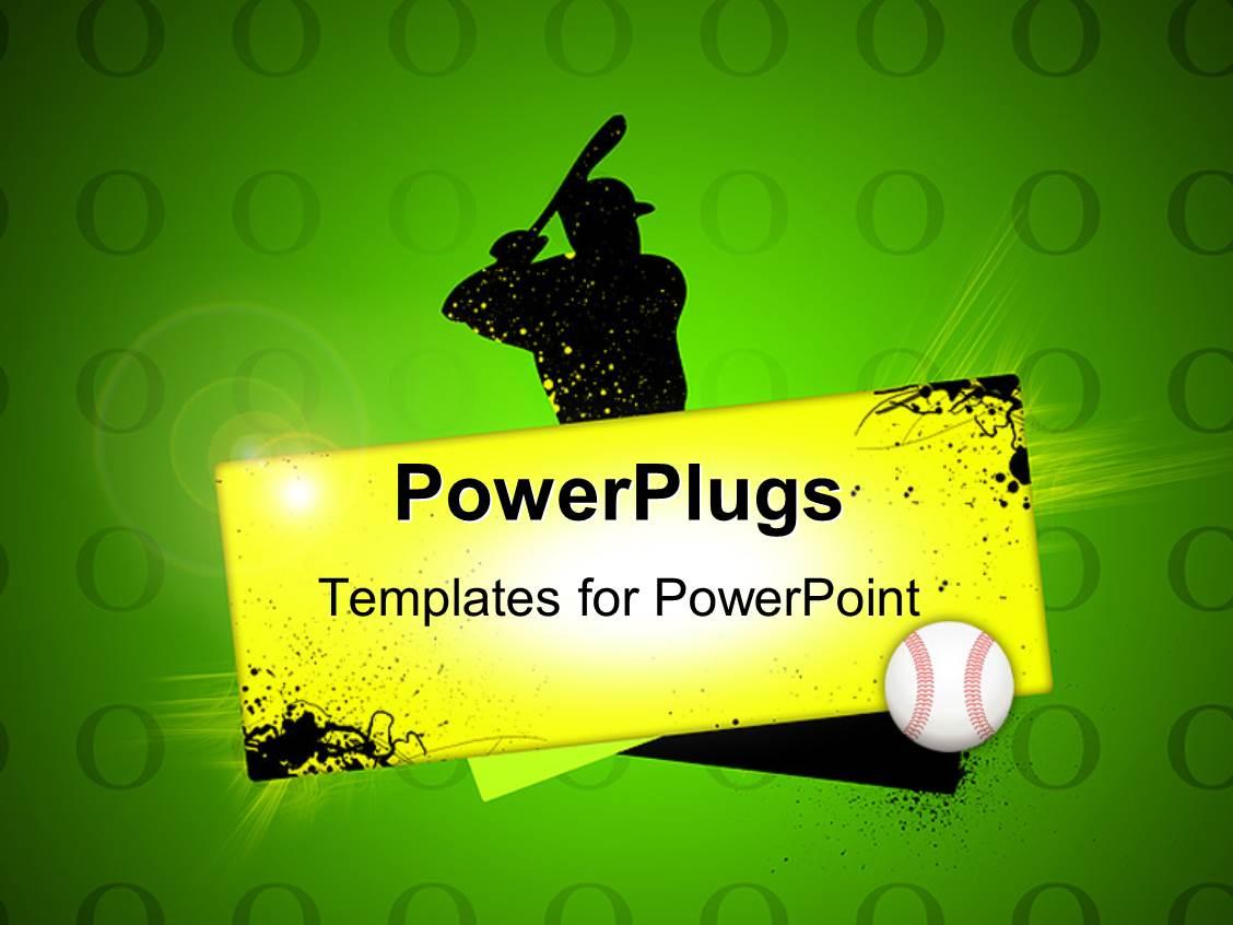 Baseball Powerpoint Template