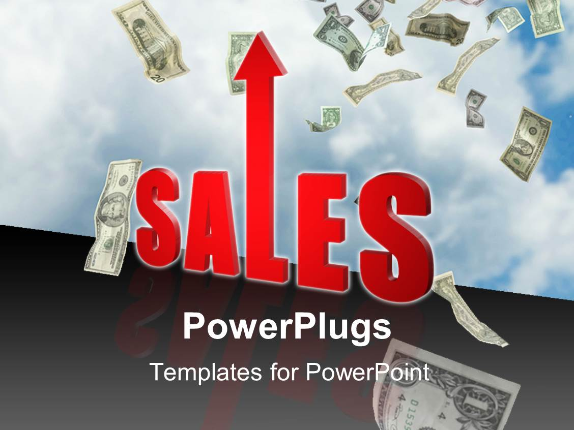 Sales PowerPoint Templates – Sales Presentation Template