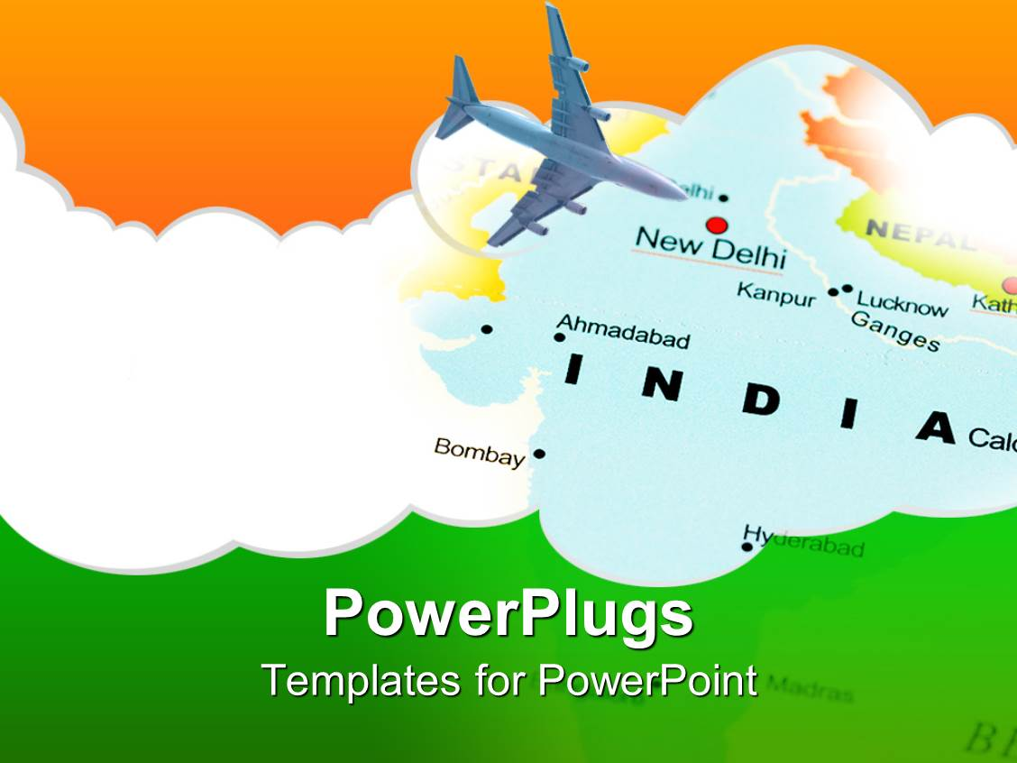 india powerpoint templates | crystalgraphics, Modern powerpoint