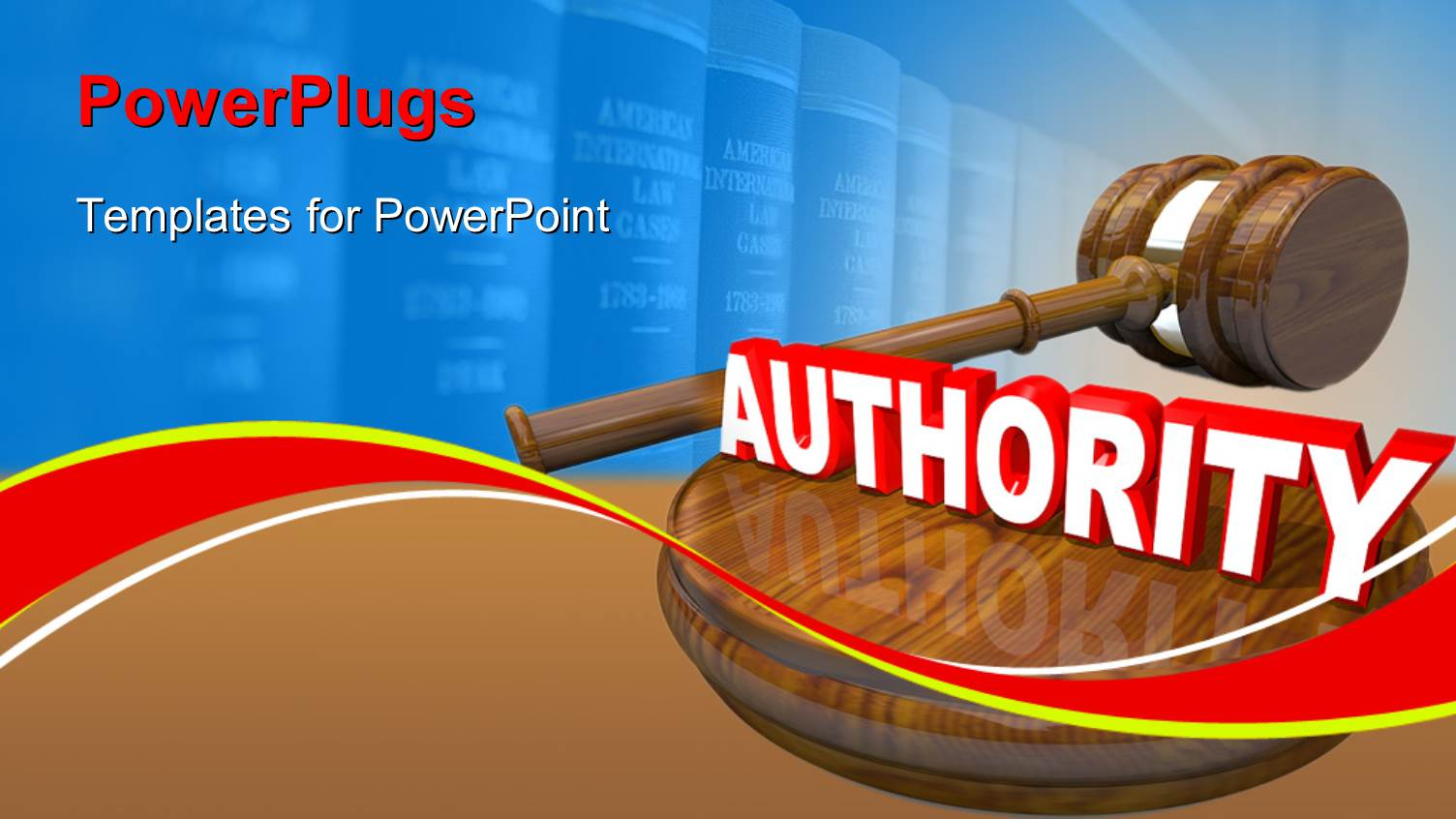 Free Law Enforcement Powerpoint Templates